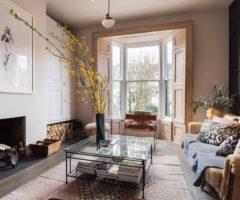 Airbnb series: mix di stili e piccolo giardino per un appartamento londinese