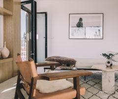 Interior Inspiration: un attico con vista sul mare a Palma de Maiorca
