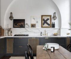 Interior Inspiration: stile personale e caratteristiche d'epoca per una casa londinese