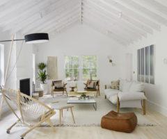 Interior inspiration: un rifugio nordico negli Hamptons