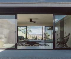 Airbnb series: una vista straordinaria sul deserto per una casa nei colori della terra
