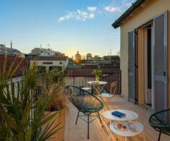 Hotel selection: Velvet Grey un boutique Hotel in via Montenapoleone a Milano