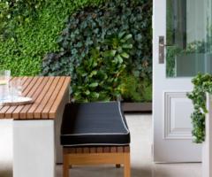 Go green: arredare con le pareti verdi