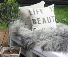 Pallet restyling