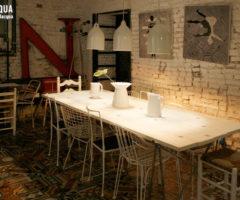 Pane e Acqua – un piccolo e affascinante ristorante a Milano