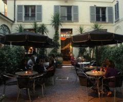 Taste the beauty: Martini Bar, Milano