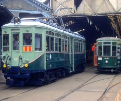 Una visita al Deposito dei Tram