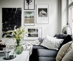 Bianco e nero a Stoccolma