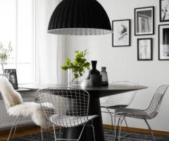 Nordic style in black&white