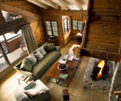 Una location da sogno nelle alpi francesi