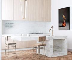 Interior Inspiration: un appartamento dal fascino minimalista a Barcellona