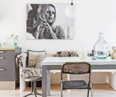 A casa della designer Marieke Rusticus