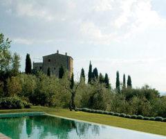 Estate al castello di Vicarello