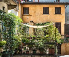 Airbnb seires: una piccola oasi urbana in zona Ticinese