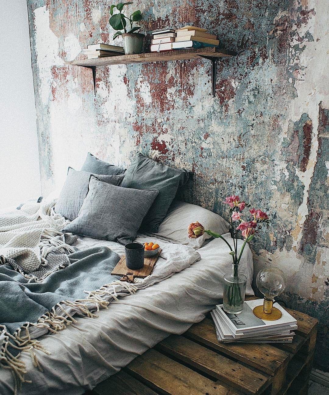 Pittura Effetto Intonaco Invecchiato muri effetto invecchiato: l'arte dell'imperfezione – in the