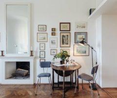 Airbnb series: un delizioso rifugio milanese per scrittori