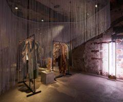 Fashion Week: il temporary pop up store di Erika Cavallini in via della Spiga