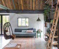 Interior Inspiration: da stalla a loft