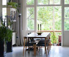 Airbnb series: vista sul verde per un appartamento ad Amsterdam