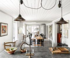 Interior Inspiration: stile svedese vista sul lago