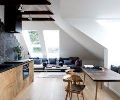 Airbnb series: grande stile in un appartamento di Copenhagen