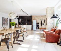 Airbnb series: un loft in stile newyorkese a Copenhagen