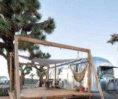 Airbnb series: una vacanza in un Airstream del 64, la roulotte più iconica di sempre