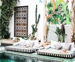 Airbnb series: un riad di charme, in vacanza a Marrakech