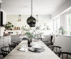 Interior Inspiration: quando la cucina diventa il cuore della casa