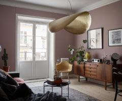 Spotlight on color: la vie en rose in versione svedese