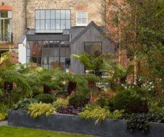 Interior Inspiration: una spettacolare casa inglese con vista sul giardino
