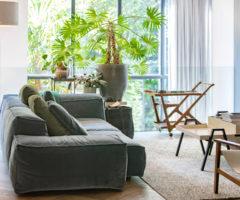 Interior inspiration: dimensioni generose e affaccio sul giardino per una casa olandese