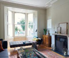 Interior inspiration: mix di stili per una casa londinese dal look rilassato
