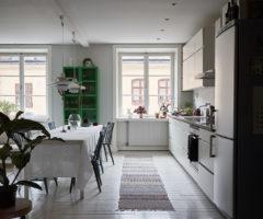 Interior Inspiration: quando la cucina si affaccia sul salotto