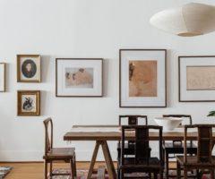 Interior Inspiration: la passione per l'antiquariato in un loft a Tribeca