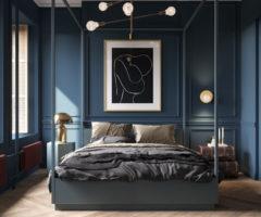 Spotlight on color: verde salvia e blu, combinazione vincente per uno stile raffinato