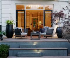 Interior Inspiration: il restyling di casa e giardino della stilista Naja Munthe