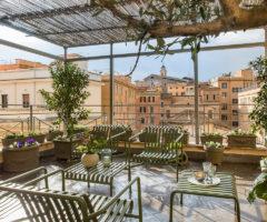 Hotel selection: Condominio Monti un boutique Hotel nel centro di Roma