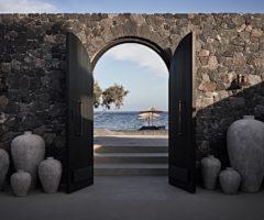 Sognando l'estate: Istoria Hotel, un'oasi di pace a Santorini