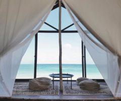Hotel selection: Habitas Tulum, un hotel in riva al mare della penisola dello Yucatan