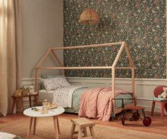 Interior Inspiration: arredi al naturale e rattan per la stanza dei bambini