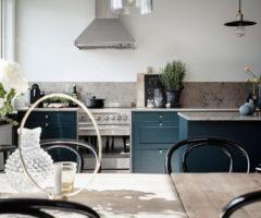 Interior Inspiration: cucina a vista per una zona giorno openspace