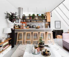 Airbnb series: un mini loft pieno di luce nel cuore di Parigi
