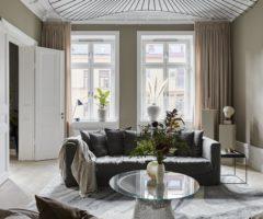 Interior Inspiration: stile contemporaneo per un appartamento in stile parigino