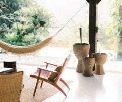 Sognando l'estate: una casa da favola immersa nella giungla di Bali