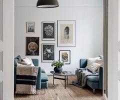 Spotlight on color: la perfetta sfumatura di azzurro per i divani