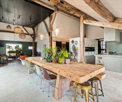 Big&Bright: la ristrutturazione di un casale in stile fiammingo
