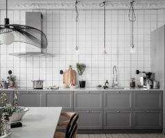 Get the look: grigio, legno chiaro, vimini e toni neutri, un mix da copiare