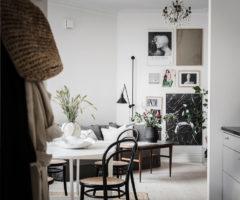 Tiny&cozy: un monolocale di 37 mq che non scende a compromessi