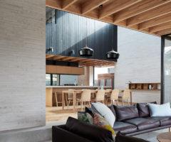Interior inspiration: una casa dalla topografia naturale